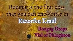 Brutal Armor - Roogug - Vial of Phlogiston