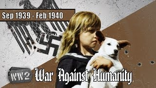 Outbreak of the War Against Humanity - WW2 - WaH 001 - 5 March 1940