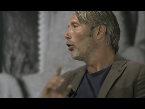 Mads Mikkelsen -  Interview at Marc O'Polo event in Munich