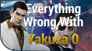 GAME SINS | Everything Wrong With Yakuza 0