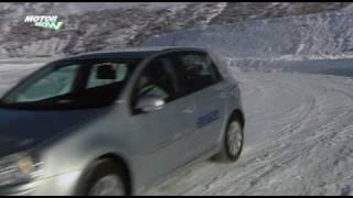 Front-, Heck- oder Allradantrieb: Fahren auf Schnee