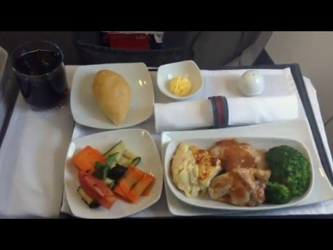 Business Class | Avianca A321 | San Salvador (SAL) - Los Angeles (LAX)