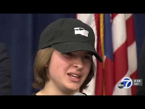 KABC-TV Reports on Jordan's Law