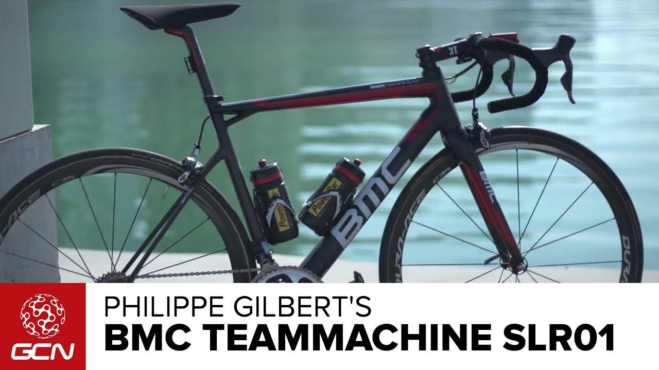 Philippe Gilberts Bmc Teammachine Slr01 Youtube Full Bike Pro M 2000