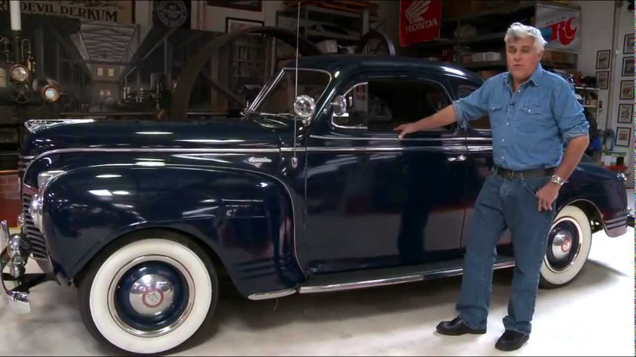 1941 Plymouth Special Deluxe Business Coupe Jay Leno S