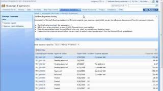 Microsoft Dynamics AX 2009 - Workflow-Demo