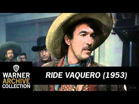 Ride, Vaquero! is listed (or ranked) 49 on the list The Best Anthony Quinn Movies