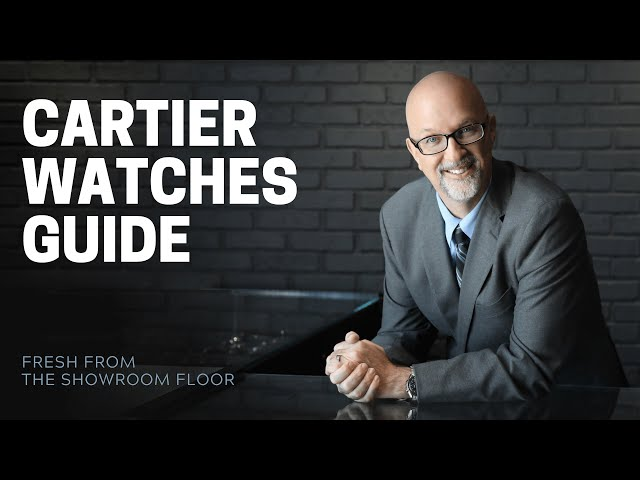 Cartier Watches Review: Guide to Classic Cartier Watch Styles | SwissWatchExpo [Watch Review]