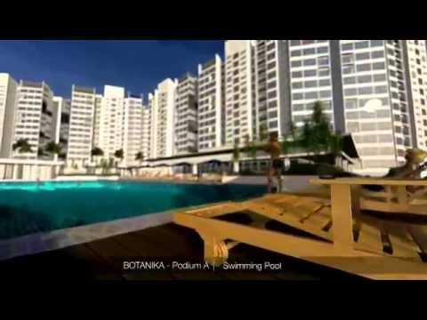 Botanika Iskandar Tebrau Coast Exclusive Waterfront Living From S$2xxK/ RM 5xxK