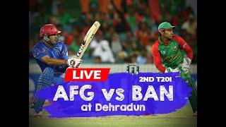 Afghanistan vs Bangladesh Highlights || 2nd T20 || 2018 - At Dehradun