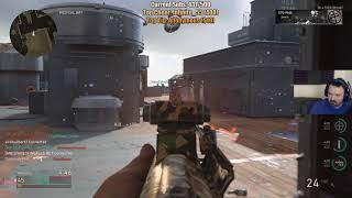 Call of Duty: WW II TDM gameplay March 12, 2018 pt14