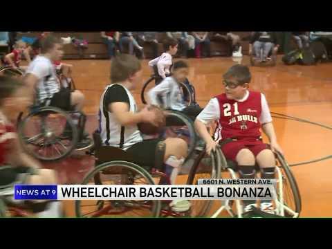 7th annual Wheelchair Basketball Bonanza