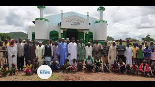 New Mosque Inaugurated in Benin