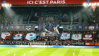 PSG Ultras against Caen FC 12.08.2018