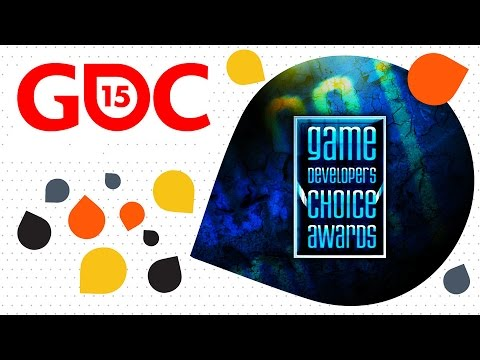 Game Developers Choice Awards 2015 [Full Replay]