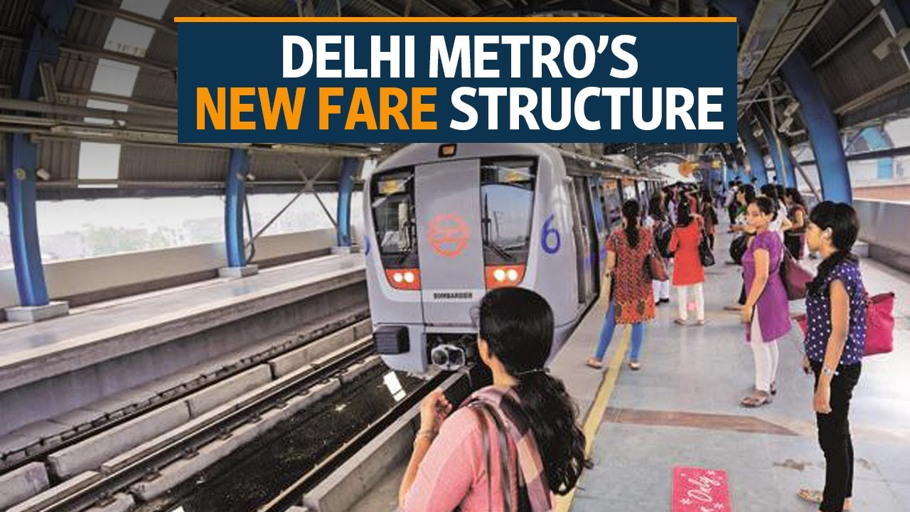 Delhi Metro fare hike kicks in today