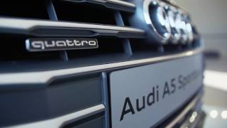 Megérkezett az új Audi A5 Sportback!