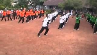 Aerobic Dance Student Police Cadet .MP4