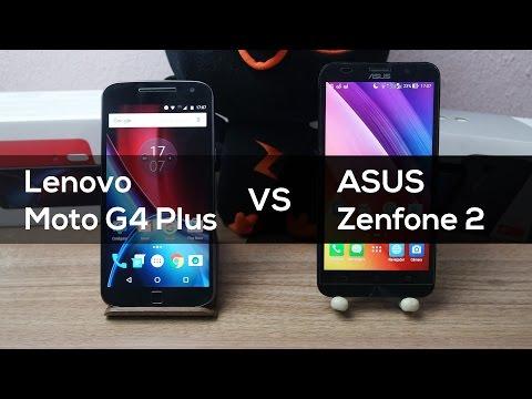 Moto G4 Plus vs Zenfone 2   Comparativo Brasil