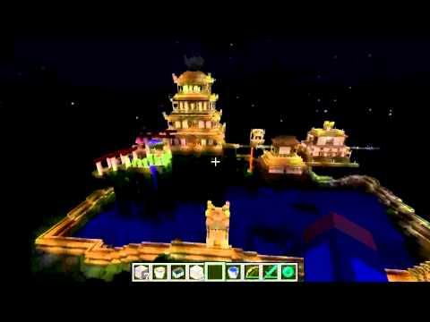 Minecraft Pagoda Part 2
