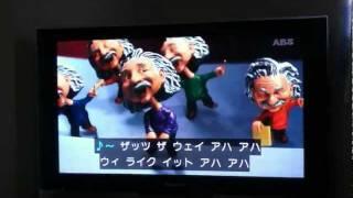 ナイトミュージアム2 ミニアインシュタイン  (字幕あり)