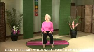 Stiff Neck Exercise: Yoga for Seniors