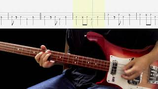 Bass TAB : What Goes On - The Beatles