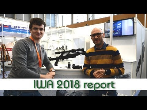 Fortuna General Clip-On   Optics Trade IWA 2018 report
