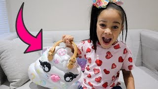 Opening Poopsie Pooey Puitton Purse Slime Surprise