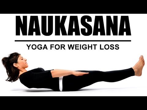 naukasana  yoga for weight loss  youtube