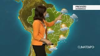 Previsão Brasil – Muita instabilidade no Nordeste e Norte