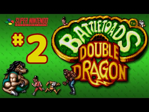 Battletoads & Double Dragon (SNES) - Part 2: Butt Clench - Octotiggy