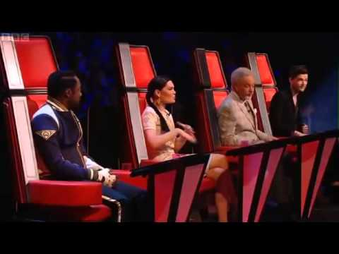 [FULL] Jaz Ellington - Let It Be (The Beatles)- Semi finals- The Voice UK