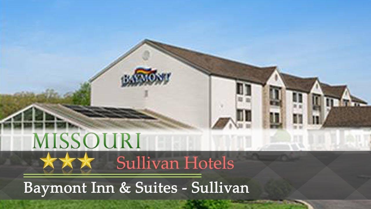 Baymont Inn Suites Sullivan Hotels Missouri