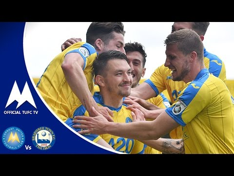 Official TUFC TV | Torquay United 3 - 1 Braintree Town 17/04/17