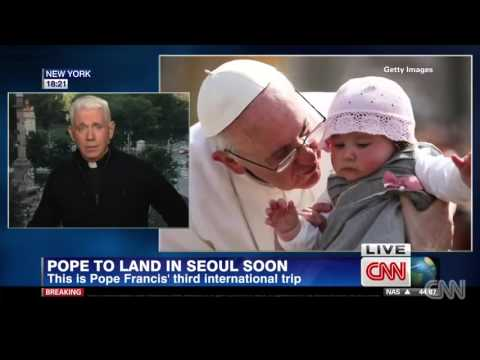 Howard Stern Show 2016 - Pope to hold ceremony in South Korea - Howard Stern Show 2016