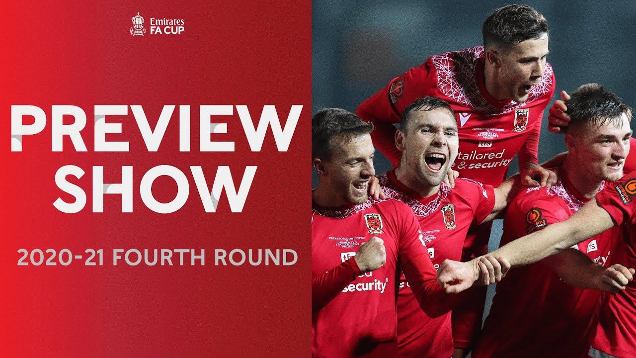 Chorley Living the FA Cup Dream | Man United & Liverpool Meet Again | Fourth Round Preview Show