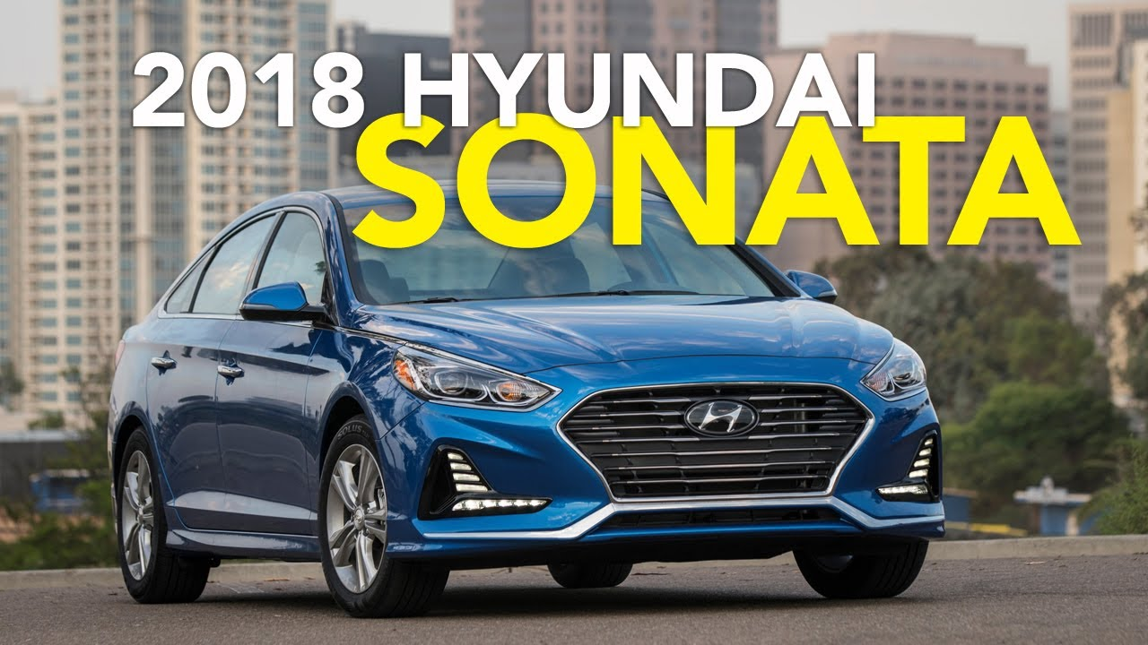 2018 Hyundai Sonata Review First Drive Youtube