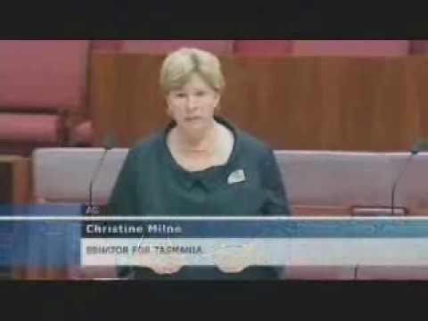 Scientology Inquiry Debate in Australia (5/10) March 18, 2010