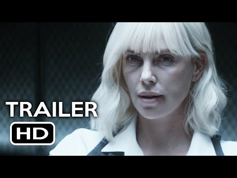 Atomic Blonde Official Trailer #2 (2017) Charlize Theron Action Movie HD