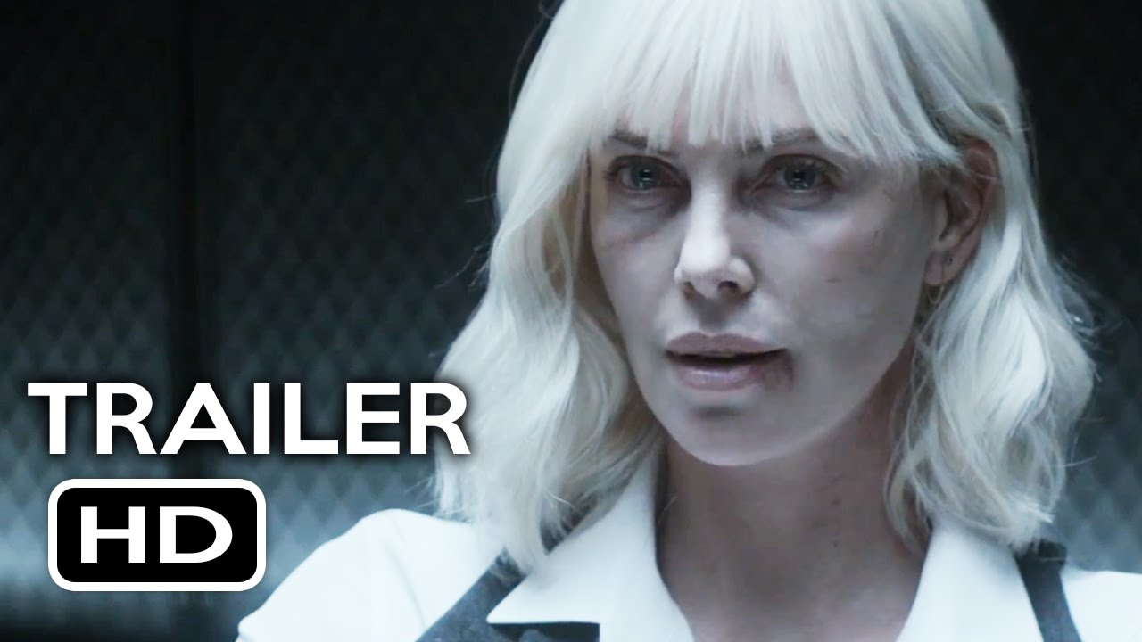 Atomic Blonde Official Trailer #2 (2017) Charlize Theron ...