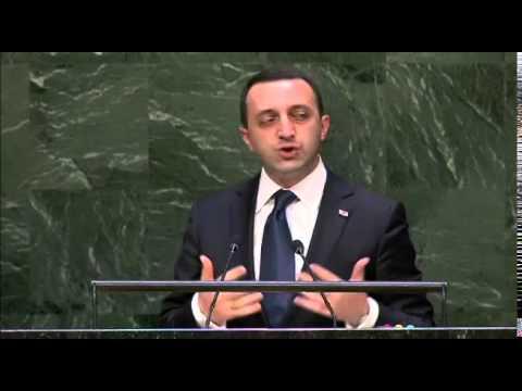 Géorgie - Débat 2014 de l'Assemblée générale de l'ONU