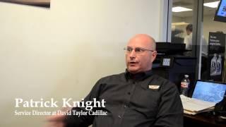 Invisishield Dealership Testimonial David Taylor Cadillac