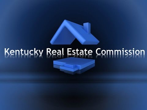 Kentucky Real Estate Commission Continuing Education