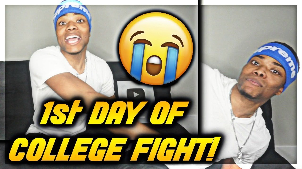 1st COLLEGE FIGHT *KO* FOOTBALL CAMP STORY TIME | JMELLFLO