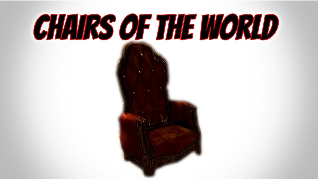 Gw2 Achievement Guide - The Chairs of the World