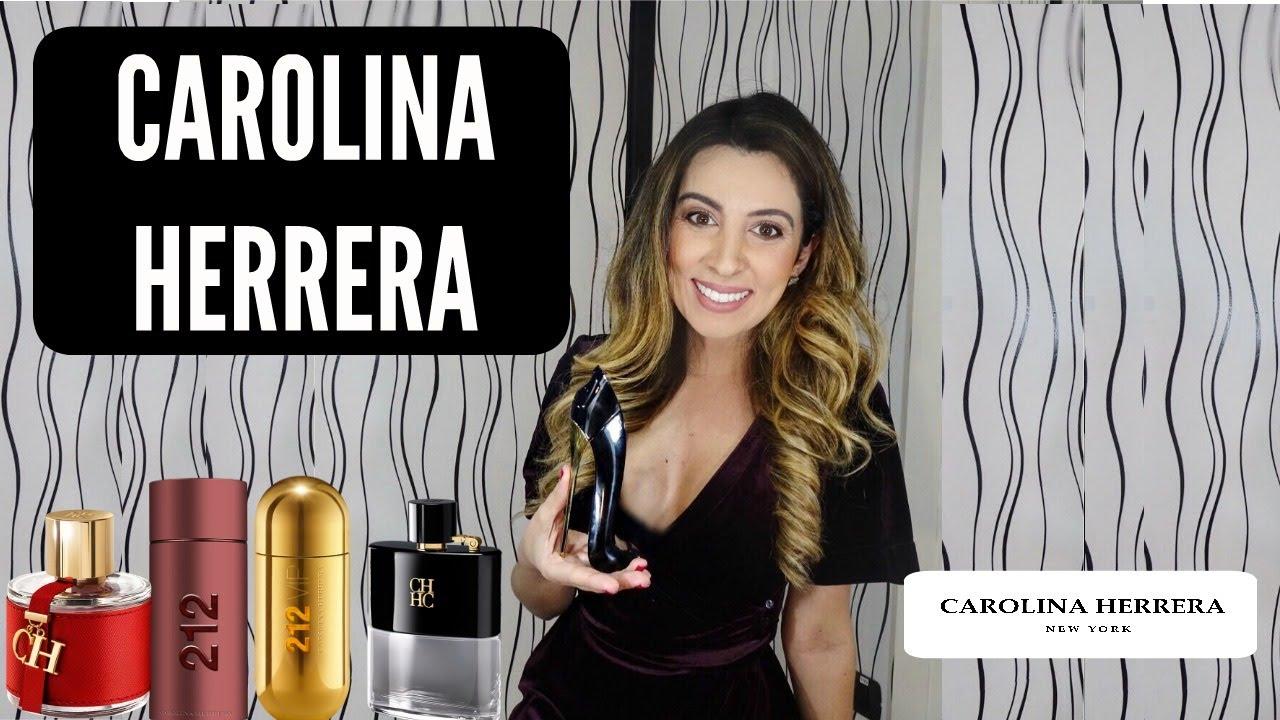 Conheça A História De Carolina Herrera Da Moda Aos Perfumes