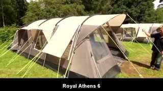 Royal Athens 6 Tent 2012