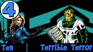 Fantastic Four WebSeries Episode 10: Terrible Terror