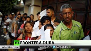 Gobierno de México y la ACNUR acuerdan un plan integral para atender solicitudes de refugio